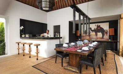 Villa Anam Dining and Bar Area | Seminyak, Bali
