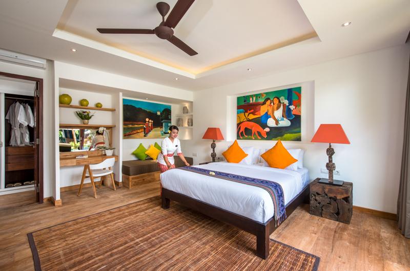 Villa Anam Spacious Bedroom | Seminyak, Bali