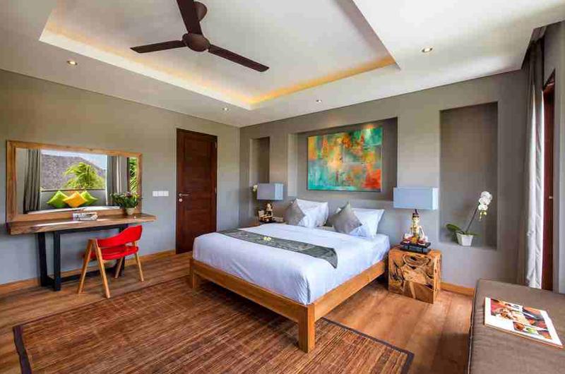 Villa Anam Bedroom View | Seminyak, Bali