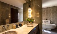 Villa Anam Bathroom with Bathtub | Seminyak, Bali