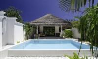 Finolhu Beach Pool Villa Swimming Pool | Baa Atoll, Maldives