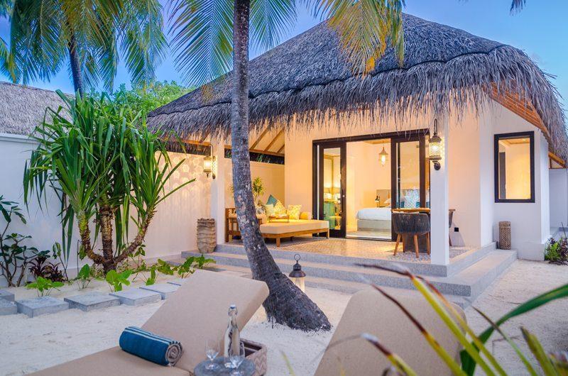 Finolhu Beach Villa Sun Deck | Baa Atoll, Maldives