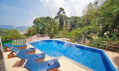 Patong Hill Estate 5 Swimming Pool | Patong, Phuket