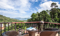 Patong Hill Estate 5 Balcony | Patong, Phuket