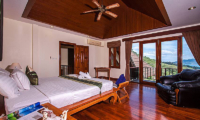 Patong Hill Estate 5 Master Bedroom | Patong, Phuket