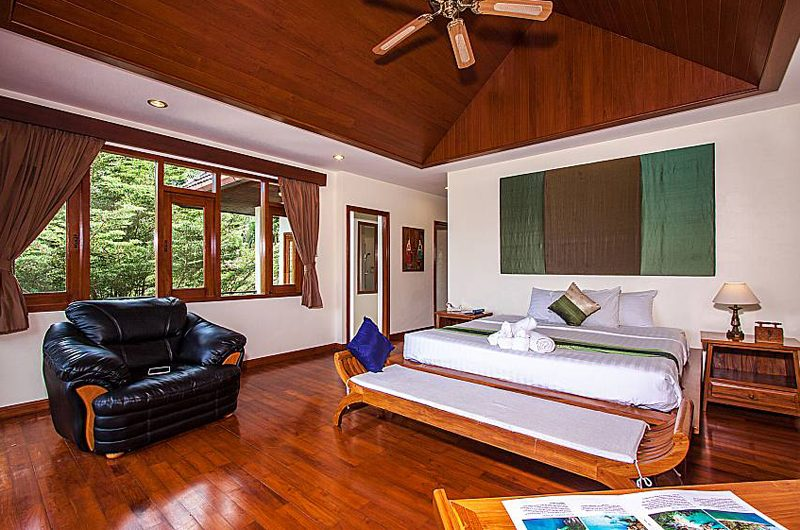 Patong Hill Estate 5 King Size Bed with View | Patong, Phuket
