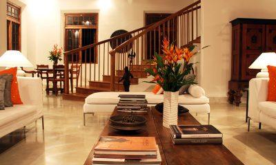 Lassana Kanda Indoor Living Area | Galle, Sri Lanka