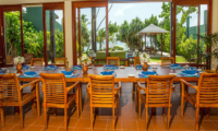 South Point Ocean Dining Area with Sea View | Galle, Sri Lanka