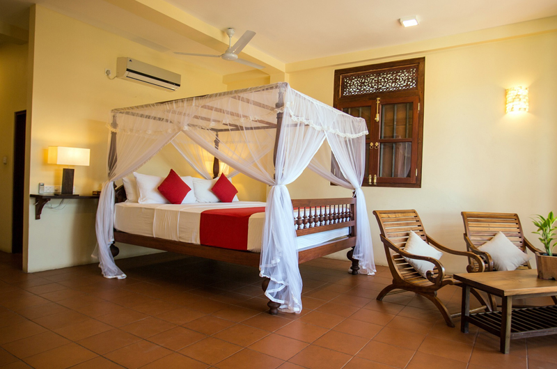 South Point Ocean Bedroom with Seating Area | Galle, Sri Lanka