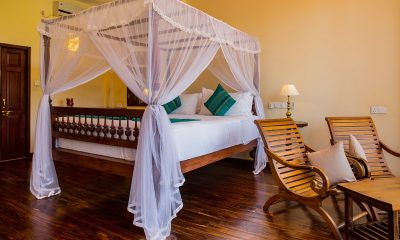 South Point Ocean Four Poster Bed   Galle, Sri Lanka