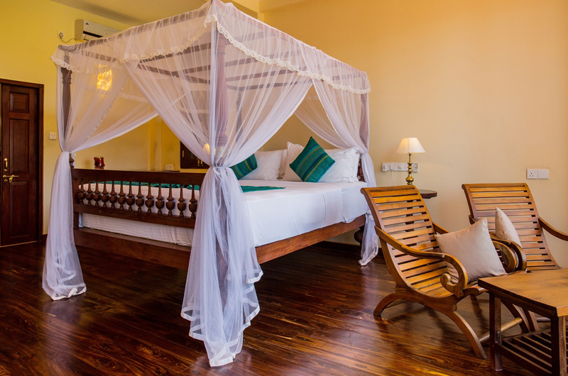 South Point Ocean Four Poster Bed | Galle, Sri Lanka