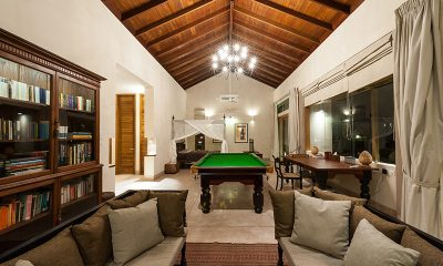 Villa Serendipity Pool Table | Koggala, Sri Lanka