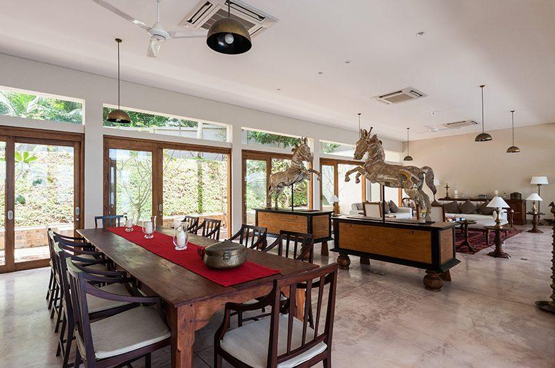 Villa Serendipity Dining Area | Koggala, Sri Lanka
