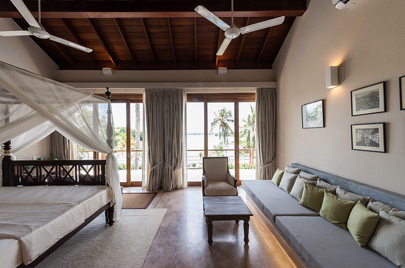 Villa Serendipity Bedroom with Balcony   Koggala, Sri Lanka