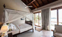 Villa Serendipity Bedroom with Ocean View | Koggala, Sri Lanka