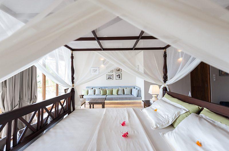 Villa Serendipity Bedroom with Chair   Koggala, Sri Lanka