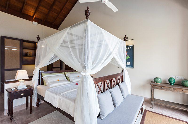Villa Serendipity Bedroom with Lamp   Koggala, Sri Lanka