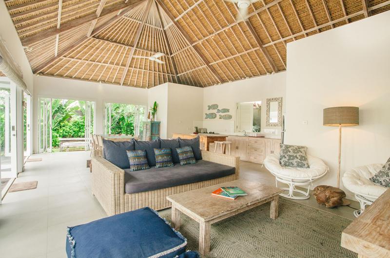 Escape Living Room | Nusa Lembongan, Bali