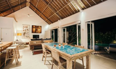 Escape Dining Room | Nusa Lembongan, Bali