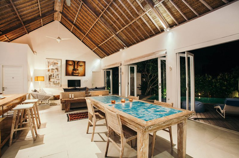 Escape Dining Room | Nusa Lembongan, Bali