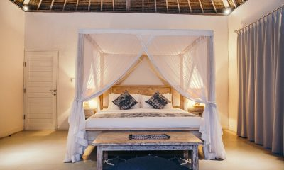 Escape Master Bedroom | Nusa Lembongan, Bali