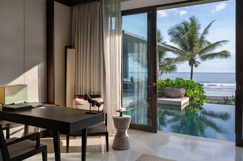 Soori Bali Ocean Pool Villa Study | Tabanan, Bali