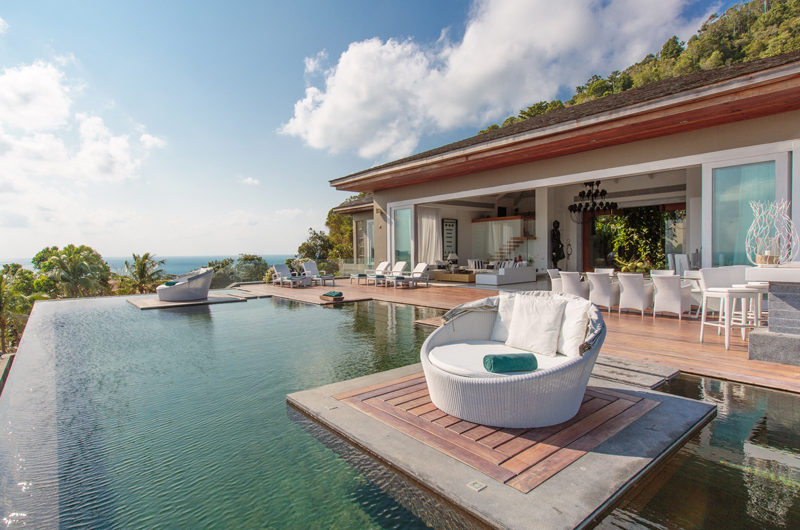 Villa Michaela Swimming Pool | Koh Samui, Thailand