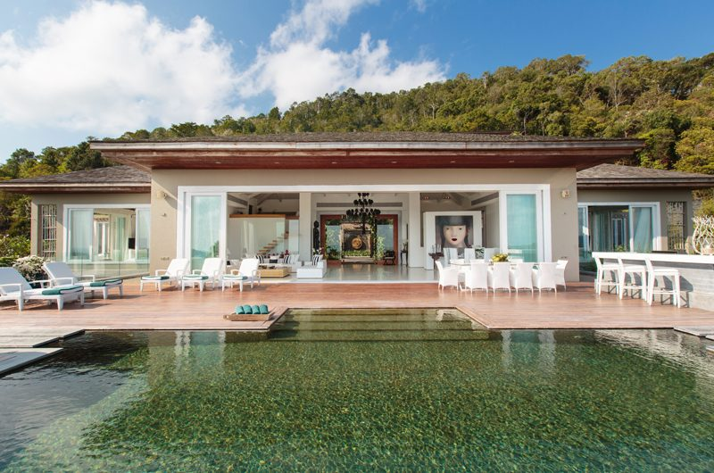 Villa Michaela Outdoor View | Koh Samui, Thailand