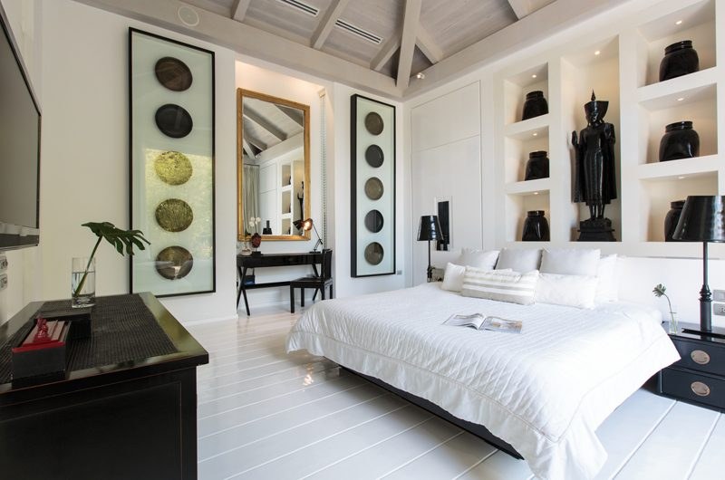 Villa Michaela Guest Bedroom Three | Koh Samui, Thailand
