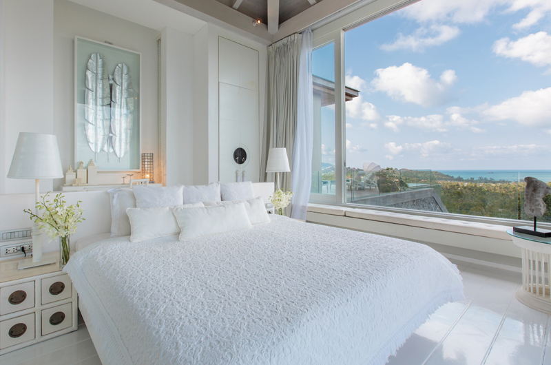 Villa Michaela Guest Bedroom One | Koh Samui, Thailand