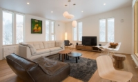 Chalet Luma Living Area | Hirafu, Niseko