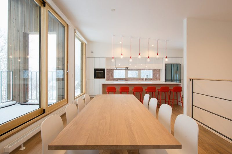 Chalet Luma Dining Room | Hirafu, Niseko