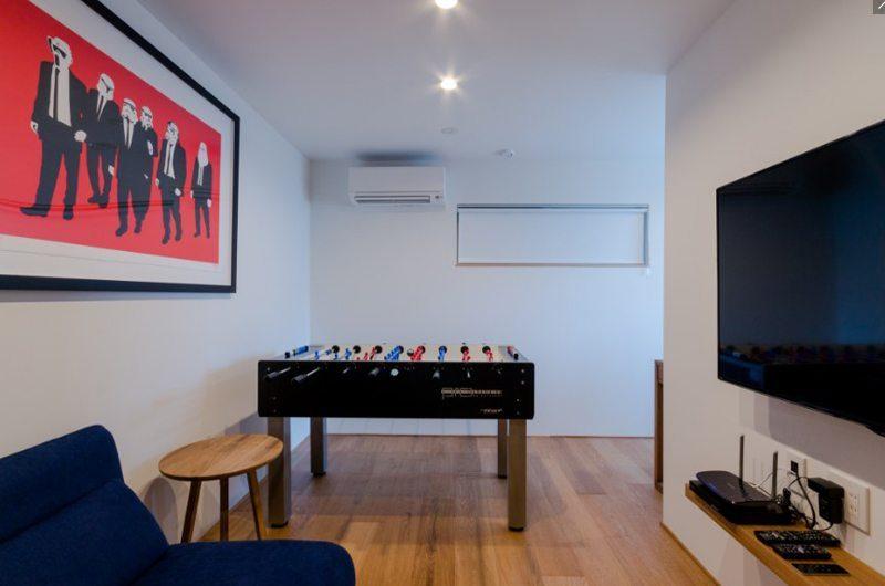 Chalet Luma Lounge | Hirafu, Niseko