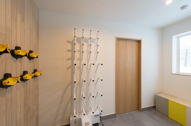 Chalet Luma Ski Room | Hirafu, Niseko