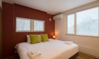 Chalet Luma Guest Bedroom | Hirafu, Niseko