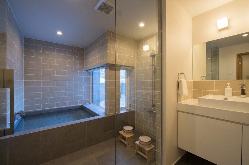 Chalet Luma Master Bathroom | Hirafu, Niseko