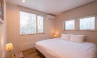 Chalet Luma Bedroom | Hirafu, Niseko