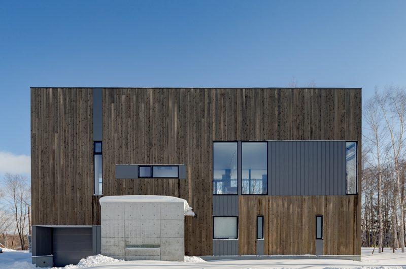 Yanagi House Outdoor View | Hokkaido, Niseko