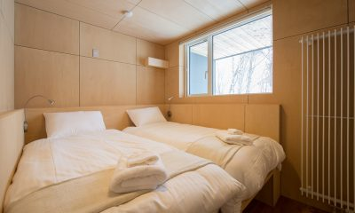 Yorokobi Lodge Twin Room | Hirafu, Niseko