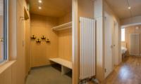 Yorokobi Lodge Ski Room | Hirafu, Niseko