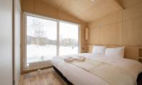 Yorokobi Lodge Bedroom | Hirafu, Niseko