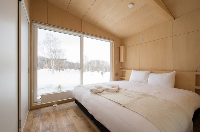 Yorokobi Lodge Bedroom | Hirafu, Niseko