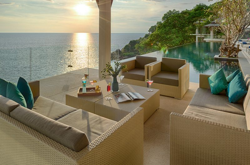 The Aquila Outdoor Seating | Phuket, Thailand