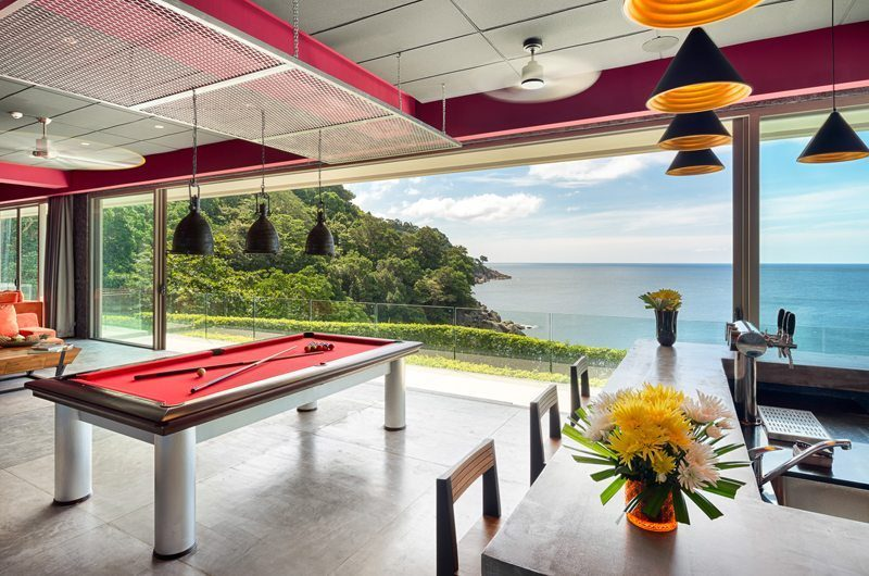 The Aquila Pool Table | Phuket, Thailand