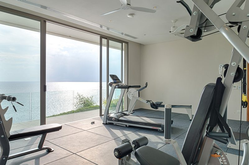 The Aquila Gym | Phuket, Thailand