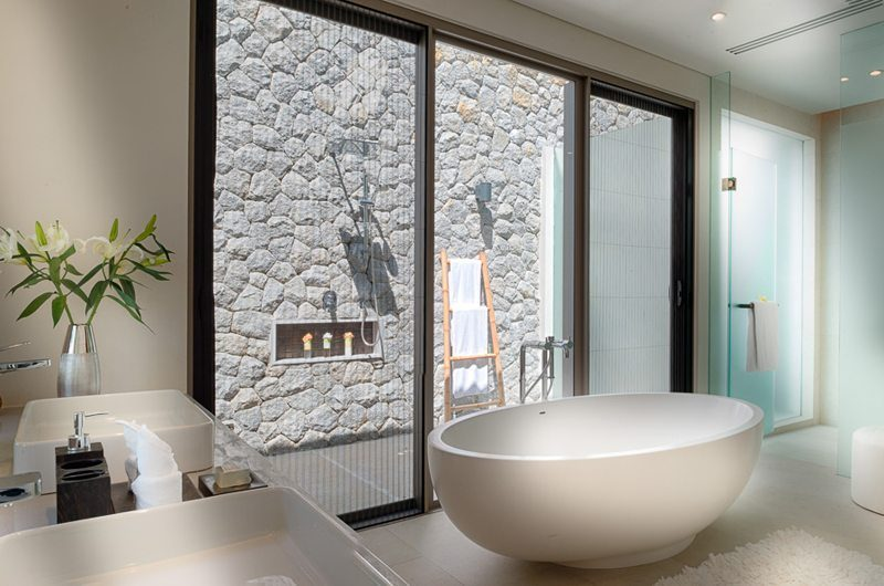 The Aquila Bathroom One| Phuket, Thailand