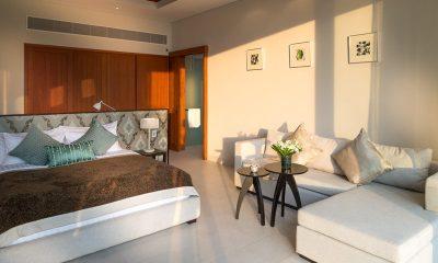 The Aquila Bedroom Seating Area | Phuket, Thailand
