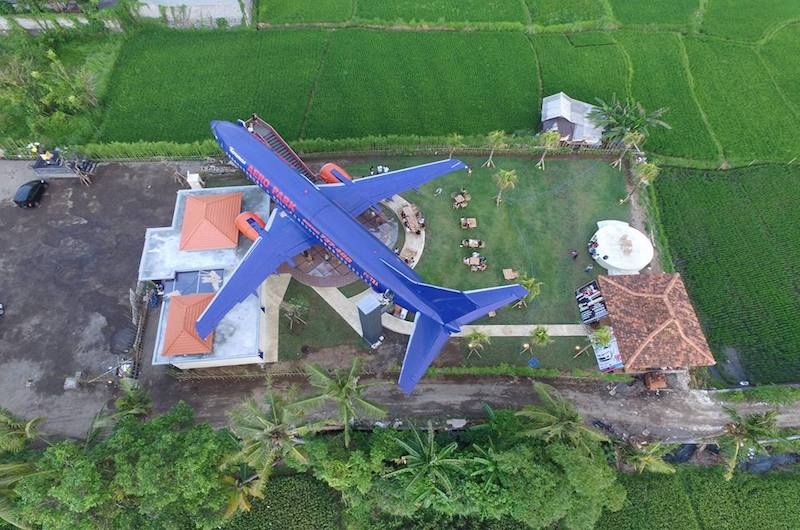 keramas aero park in bali, indonesia is a great place to visit in Bali with kids
