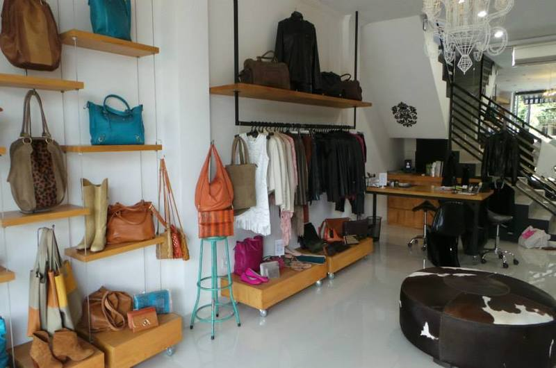 2nd Skin Leather Shop - shopping in Kerobokan, Bali