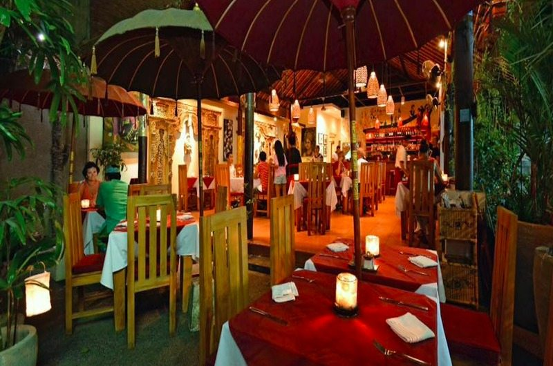 Art Cafe - restaurants in Sanur, Bali